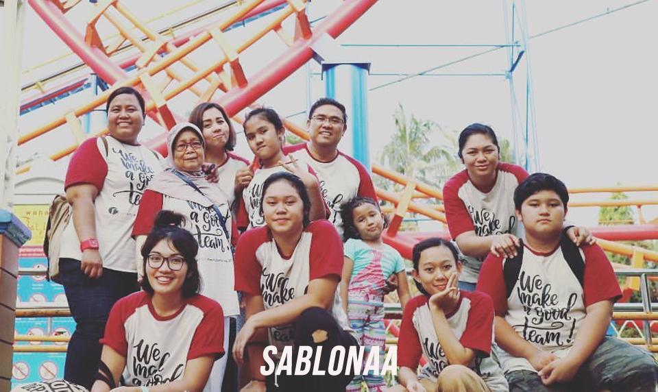 Jasa Sablon Kaos Jakarta