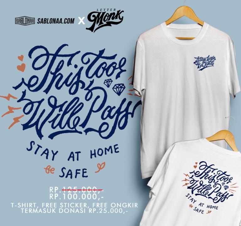 Situs Donasi Online Kaos Covid-19